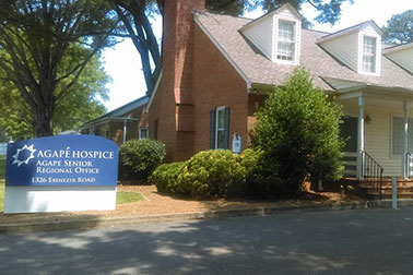 agape hospice community house in rock hill, south carolina
